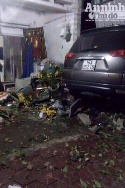 Hải Phòng: Tai nạn giao thông trong đêm khiến 2 nạn nhân tử vong