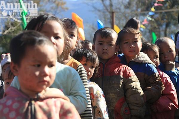 Tết ấm cho trẻ em vùng cao ảnh 1