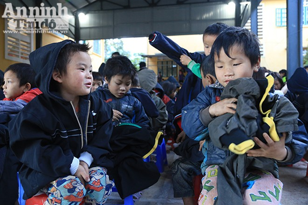 Tết ấm cho trẻ em vùng cao ảnh 11