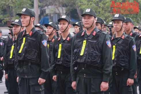CSCĐ còn có nhiệm vụ phát hiện và xử lý các loại tội phạm như trộm cắp tài sản ban đêm, tàng trữ vũ khí, ma túy. Các tổ tuần tra sẽ tập trung ngăn chặn các vi phạm về pháo