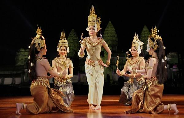 Nhiều chương trình nghệ thuật đặc sắc của Campuchia sẽ được giới thiệu tới khán giả Thủ đô