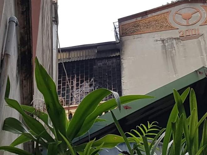 Cháy nhà nuôi chó ở Hà Nội ảnh 3