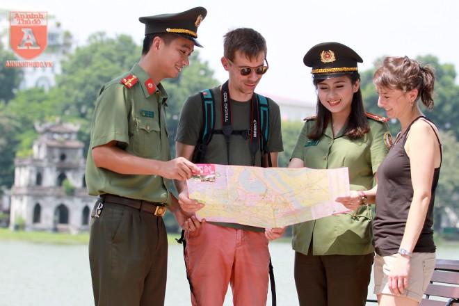 Hà Nội luôn là điểm đến thân thiện, hấp dẫn của du khách quốc tế