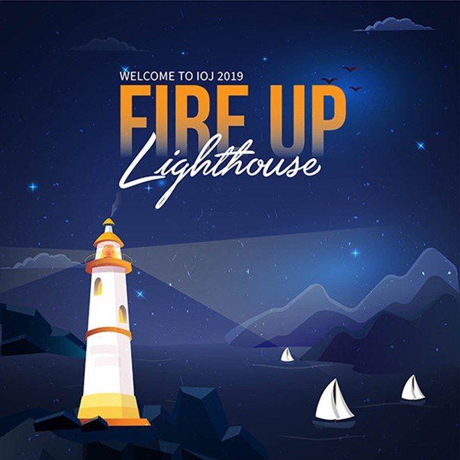 Fire up là chương trình được tổ chức thường niên chào khóa mới của Viện Báo chí. Đêm nhạc là nơi giao lưu đầu tiên giữa các tân sinh viên và giảng viên trong năm học mới.