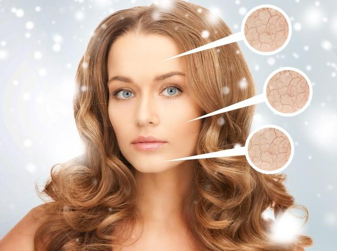 Không còn lo lắng da khô sạm xỉn màu vào mùa đông với mỹ phẩm chứa vàng