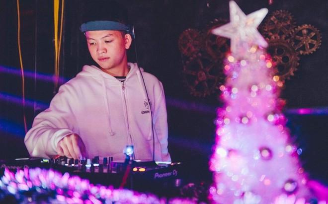 DJ trẻ Long Nhật say mê với những bản remix mới