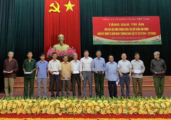 Phó Tổng Giám đốc Công ty cổ phần TNH99 Việt Nam