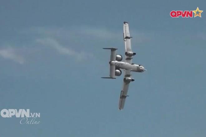 Hình ảnh máy bay A10 Thunder Bolt