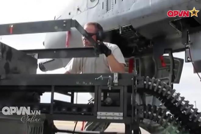 A10 là máy bay chiến đấu hạng lớn