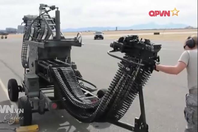 Đạn pháo được sử dụng cho A10