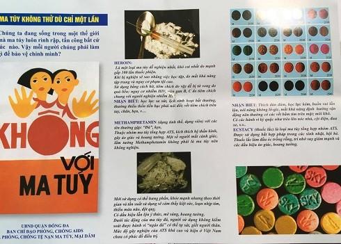 Tuyên truyền phòng chống tệ nạn ma túy học đường ảnh 1