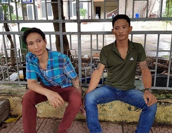 Hai đối tượng tàng trữ ma túy bị lực lượng 141 bắt giữ