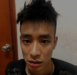 Đối tượng Nguyễn Hữu Trường bị bắt giữ