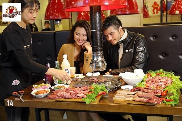 Với những món ăn ngon, chất lượng đảm bảo, Meat Plus là điểm đến yêu thích của nhiều thực khách