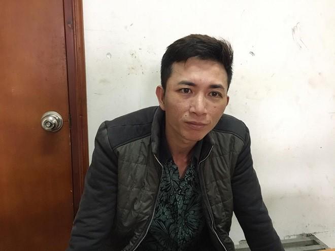 Đối tượng Nguyễn Minh Vương