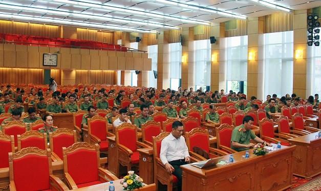 Hội nghị học tập, quán triệt các nội dung cơ bản Hội nghị lần thứ 10 Ban Chấp hành Trung ương Đảng khóa XII