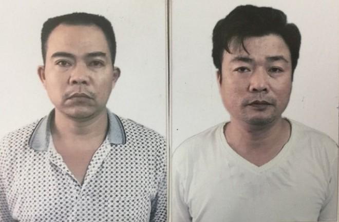 Hai đối tượng trộm cắp tài sản trong xe ô tô bị bắt giữ