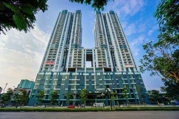 Tòa nhà New Skyline do HUD đầu tư