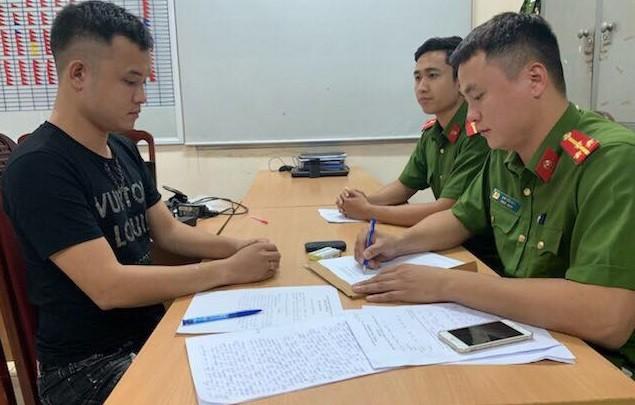 Đối tượng truy nã đặc biệt Trương Viết Công Hoàn bị Công an quận Đống Đa bắt giữ