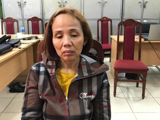 Đối tượng Nguyễn Thị Thu Hà