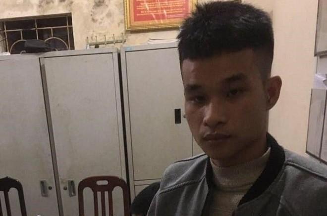 Nguyễn Hữu Thắng (SN 2001, trú tại Võng Xuyên, huyện Phúc Thọ)
