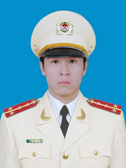 Liệt sỹ Phạm Công Huy