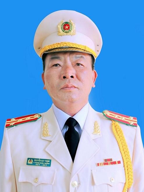 Liệt sỹ Nguyễn Huy Thịnh