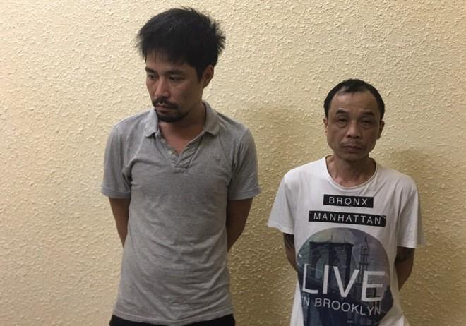 Hai đối tượng trộm cắp xe máy bị bắt giữ
