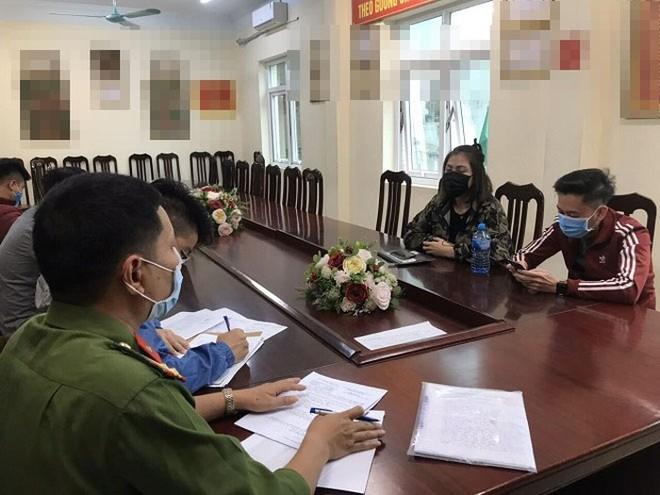 Công an Hà Nội xử lý trường hợp tung tin sai sự thật