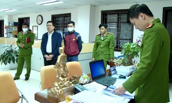 Công an tỉnh Thanh Hóa bắt giữ Nguyễn Ngọc Đính
