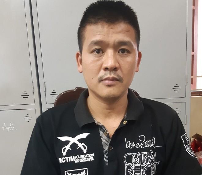 Đối tượng Nguyễn Văn Tùng bị khởi tố điều tra về hành vi Cưỡng đoạt tài sản