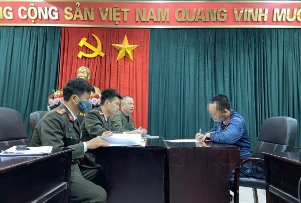 Công an huyện Gia Lâm triệu tập cá nhân tung tin sai sự thật
