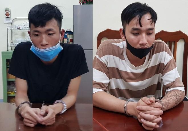 Trần Hữu Huy và Nguyễn Văn Linh bị bắt giữ