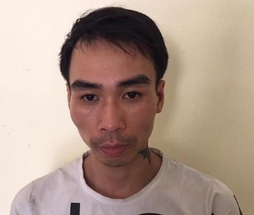 Đối tượng trộm cắp tài sản bị bắt giữ