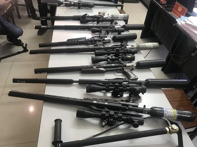 Những khẩu súng săn có sức sát thương lớn có thể gây chết người
