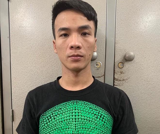 Đào Duy Mạnh bị bắt giữ