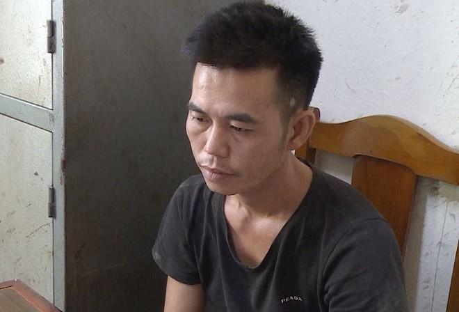 Đối tượng Lương Phi Chuẩn bị bắt giữ