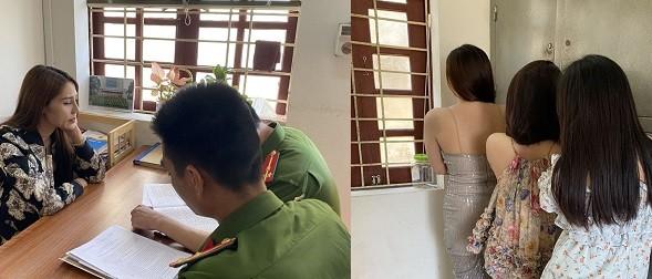 Đối tượng Cao Thị Ninh