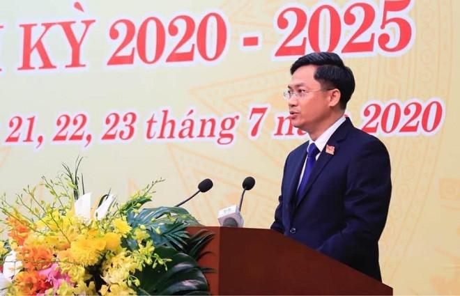 Đồng chí Hà Minh Hải tái đắc cử Bí thư quận ủy Đống Đa