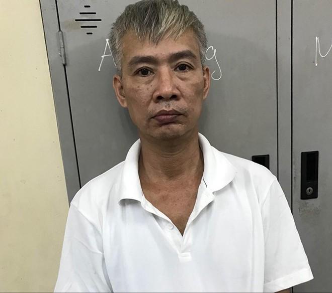 Đối tượng Đặng Quang Minh