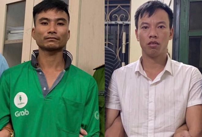Hai đối tượng trộm cắp tài sản bị bắt giữ