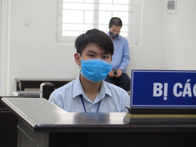 Bị cáo Nguyễn Quang Minh