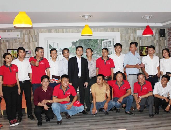 Doanh nhân Nguyễn Văn Hiền, khởi nghiệp từ ứng dụng siêu kết nối O-Mart ảnh 3
