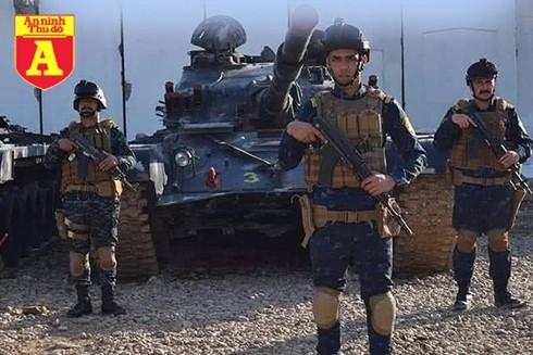 [Info] Nơi duy nhất trên thế giới cảnh sát được trang bị xe tăng hạng nặng ảnh 1