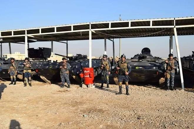 [Info] Nơi duy nhất trên thế giới cảnh sát được trang bị xe tăng hạng nặng ảnh 3