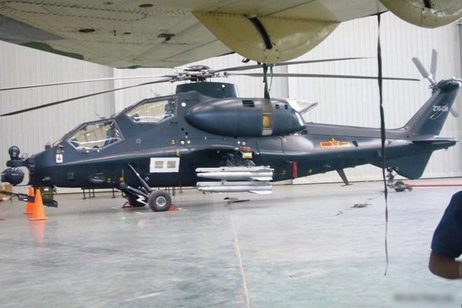 [ẢNH] Trung Quốc bị Nga bóc mẽ nguồn gốc siêu trực thăng Z-10 ảnh 14