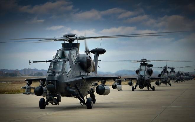 [ẢNH] Trung Quốc bị Nga bóc mẽ nguồn gốc siêu trực thăng Z-10 ảnh 15