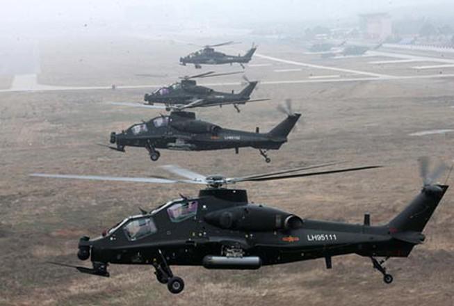 [ẢNH] Trung Quốc bị Nga bóc mẽ nguồn gốc siêu trực thăng Z-10 ảnh 16