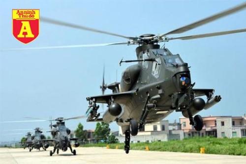 [ẢNH] Trung Quốc bị Nga bóc mẽ nguồn gốc siêu trực thăng Z-10 ảnh 12