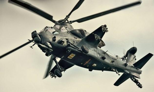 [ẢNH] Trung Quốc bị Nga bóc mẽ nguồn gốc siêu trực thăng Z-10 ảnh 1